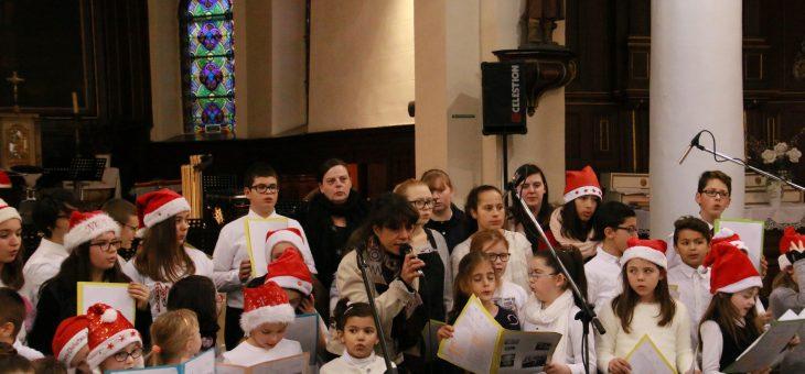 Concert de Noël de la Lyre Evinoise
