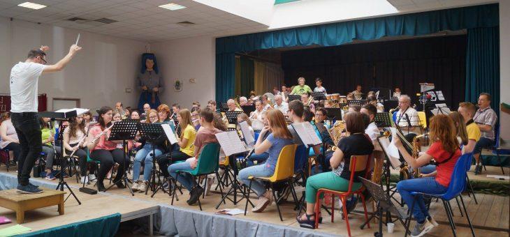 2ème rassemblement d'orchestres de jeunes